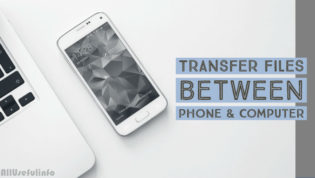 Transfer Files Between Phone and Computer