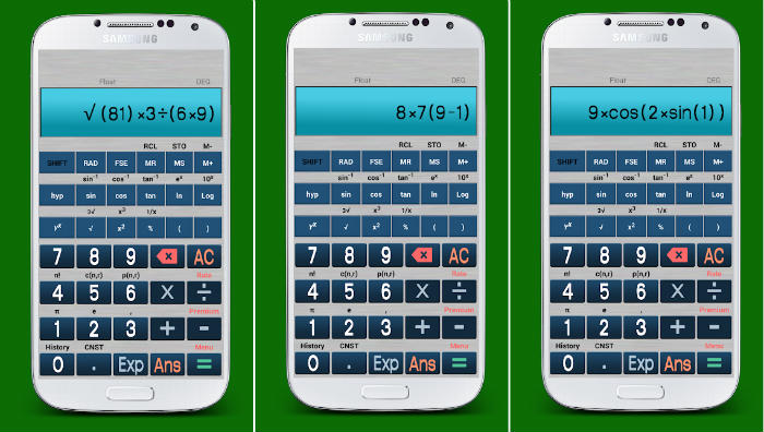 Scientific Calculator by Meonria for Android