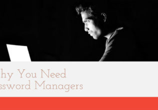 Why need password managers