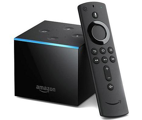 Amazon Fire TV Tube