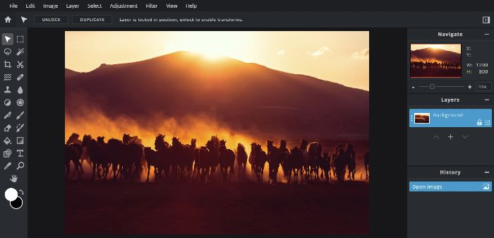 Pixlr - Online Photo Editor