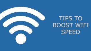 Boost WiFi Speed