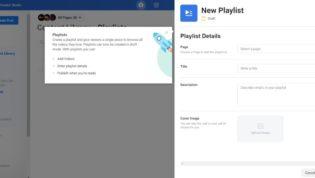 Create Facebook Library