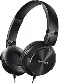 Philips SHL3060BK Wired Headphone