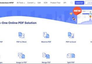 HiPDF Website