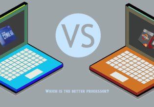 Intel Core vs AMD Ryzen