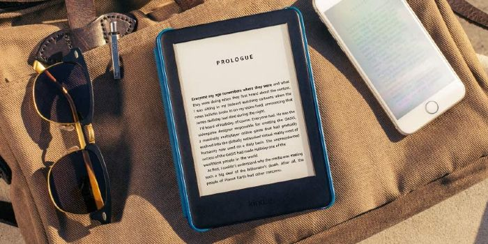 Amazon Kindle as gift for Valentine's day