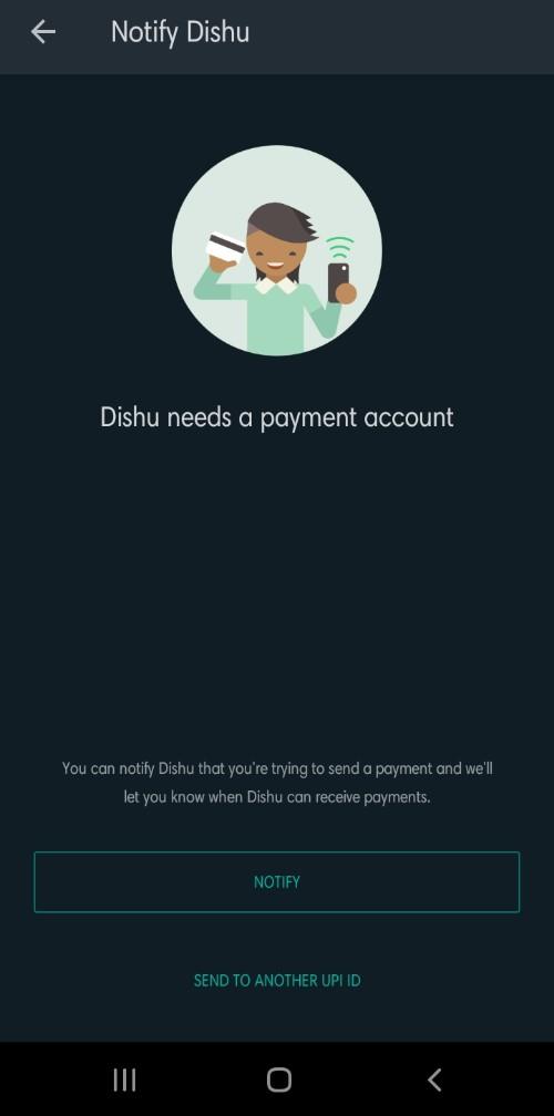 Receive payments via WhatsApp