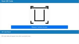 Fossbytes QR scanner