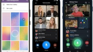 Telegram new features