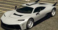Krieger car GTA 5