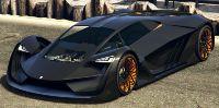 Tezeract car in GTA 5