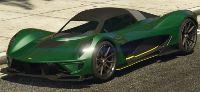 Vagner GTA 5 car