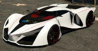 X80Proto car
