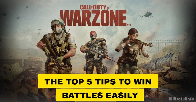 COD Warzone tips to win battles
