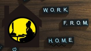 Permanent work from home companies