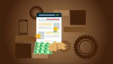 Develop online store with Magento