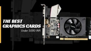 Graphics cards under 5000 INR