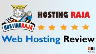 Hosting Raja Review