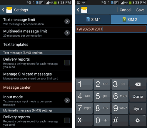 Can't Send Text Messages (SMS) From Your Smartphone? Here's