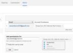 New User in Google Analytics